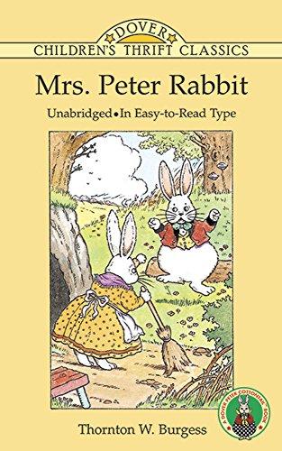 9780486293769: Mrs. Peter Rabbit (Dover Children's Thrift Classics)