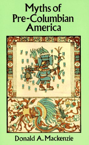 9780486293790: Myths of Pre-Columbian America
