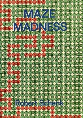 9780486293813: Maze Madness (Dover Children's Activity Books)