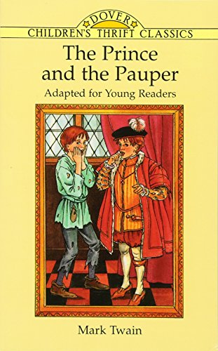 9780486293837: The Prince and the Pauper (Dover Children's Thrift Classics)