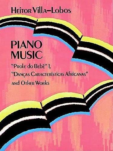 9780486293844: Piano Music: