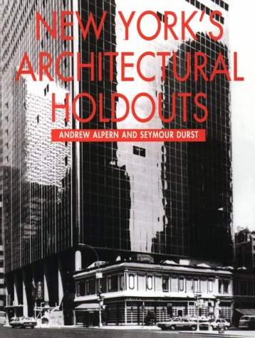 9780486294254: New York's Architectural Holdouts