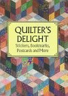 Quilter's Delight: Stickers, Bookmarks, Postcards and More: Dover Publications Inc