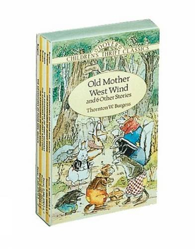 Old Mother West Wind and 6 Other Stories (Children's Thrift Classics): Burgess, Thornton W.