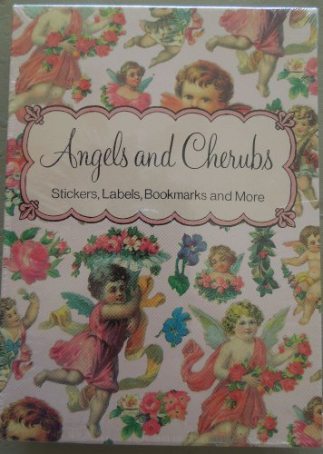 9780486294575: Angels and Cherubs: Stickers, Labels, Bookmarks and More (Stationery Boxed Sets)