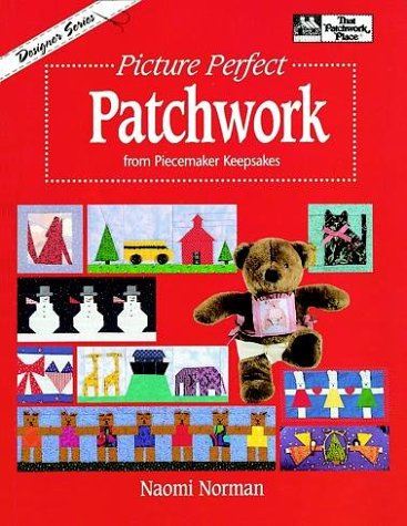 9780486294698: Picture Perfect Patchwork
