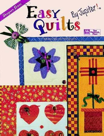 9780486294704: Easy Quilts . . . by Jupiter!