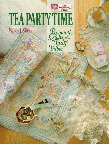 9780486294728: Tea Party Time: Romantic Quilts & Tasty Tidbits