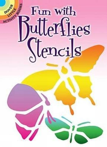 9780486295015: Fun with Butterflies Stencils (Dover Stencils)