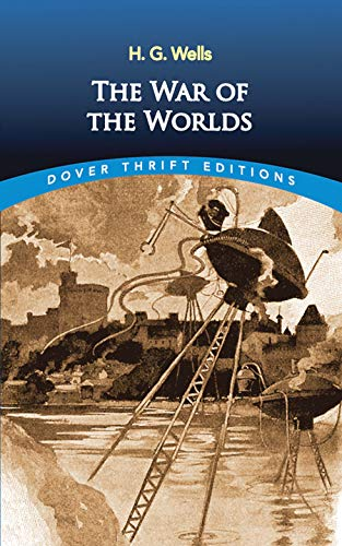 9780486295060: The War of the Worlds (Dover Thrift Editions)