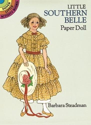 9780486295206: Little Southern Belle Paper Doll (Dover Little Activity Books Paper Dolls)