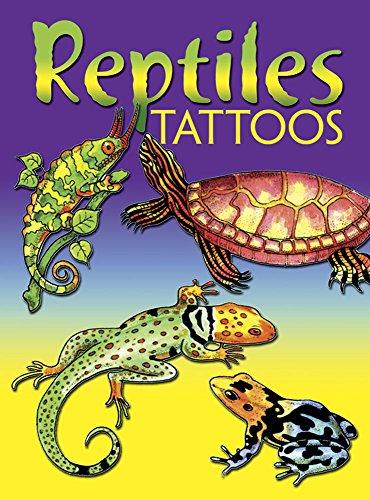 Reptiles Tattoos (Dover Tattoos): Sovak, Jan