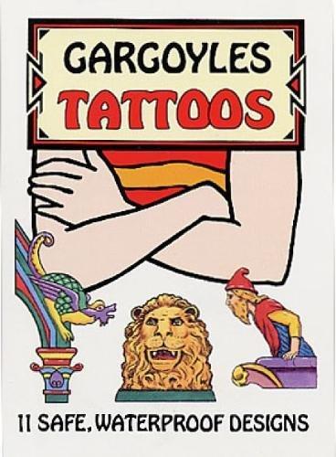 9780486295220: Gargoyles Tattoos (Dover Tattoos)