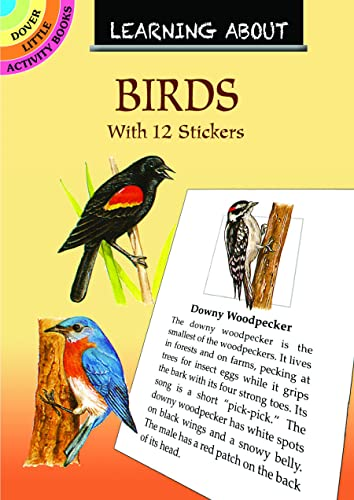 9780486295374: Learning About Birds (Dover Little Activity Books)