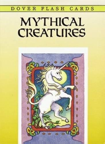MYTHICAL CREATURES (12 full color cards on: Noble, Marty