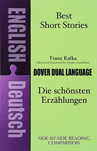 9780486295619: Best Short Stories: A Dual-Language Book (Dover Dual Language German)