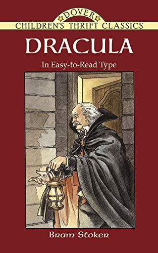 Dracula: In Easy-to-Read Type (Dover Children's Thrift Classics) (9780486295671) by Bram Stoker