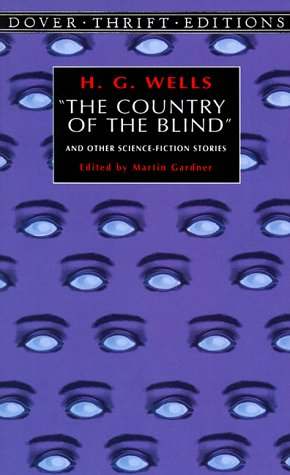 9780486295695: The Country of the Blind and Other Science-Fiction Stories (Dover Thrift Editions)