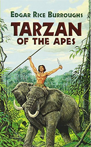 9780486295701: Tarzan of the Apes (Dover Thrift)