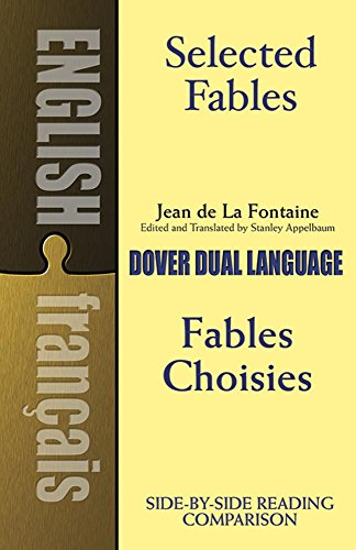 9780486295749: Selected Fables: A Dual-Language Book (Dover Dual Language French)