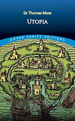 sir thomas more's utopia a text