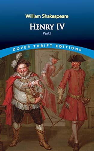 9780486295848: Henry IV, Part I (Dover Thrift Editions) (Pt. 1)