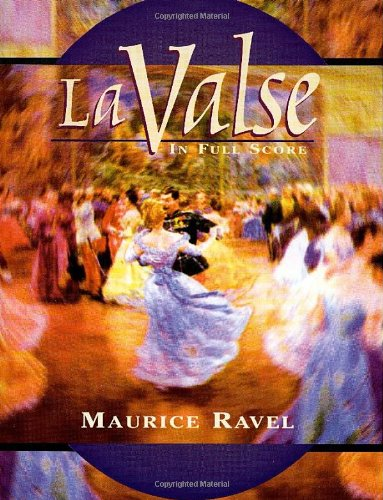 9780486295916: La Valse in Full Score (Dover Music Scores)
