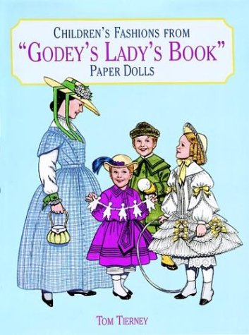 "Children's Fashions from ""Godey's Lady's Book"" Paper: Tierney, Tom"