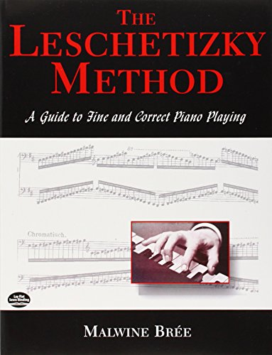 9780486295961: The Leschetizky Method: A Guide to Fine and Correct Piano Playing (Dover Books on Music)