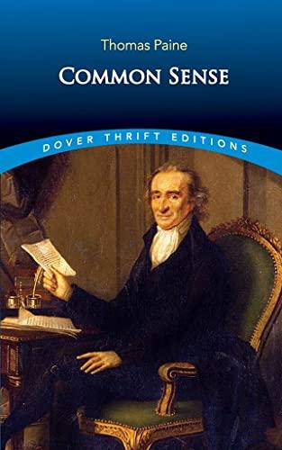 9780486296029: Common Sense (Dover Thrift Editions)