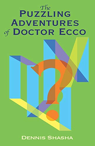 9780486296159: The Puzzling Adventures of Dr. Ecco (Dover Recreational Math)