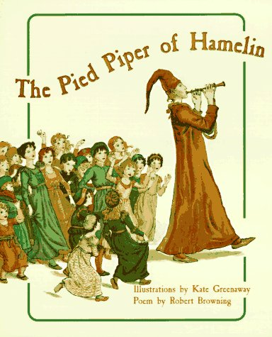 9780486296197: The Pied Piper of Hamelin in Full Color