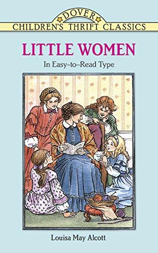 9780486296340: Little Women (Dover Children's Thrift Classics)