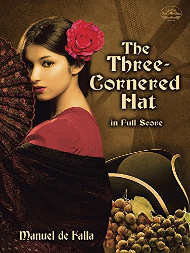 9780486296470: The Three-Cornered Hat in Full Score