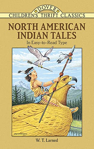9780486296562: North American Indian Tales (Dover Children's Thrift Classics)