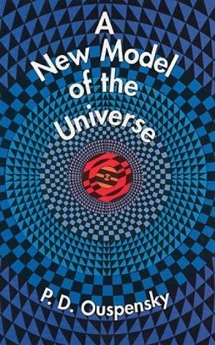 9780486297019: A New Model of the Universe (Dover Occult)