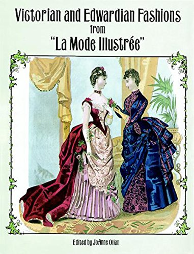 9780486297118: Victorian and Edwardian Fashions from