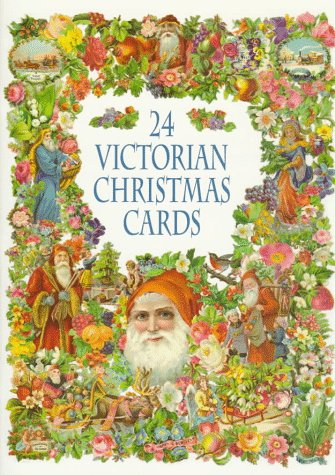 9780486297347: Victorian Christmas Cards