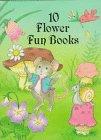 10 Flower Fun Books: Dover