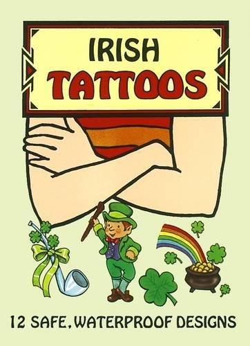 9780486297590: Irish Tattoos (Dover Tattoos)