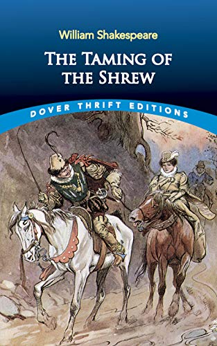 9780486297651: The Taming of the Shrew (Dover Thrift Editions)