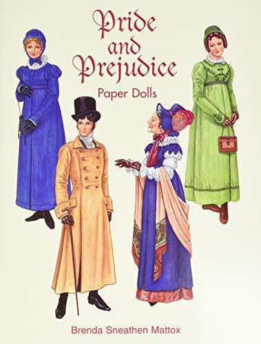 9780486297859: Pride and Prejudice Paper Dolls (Dover Paper Dolls)