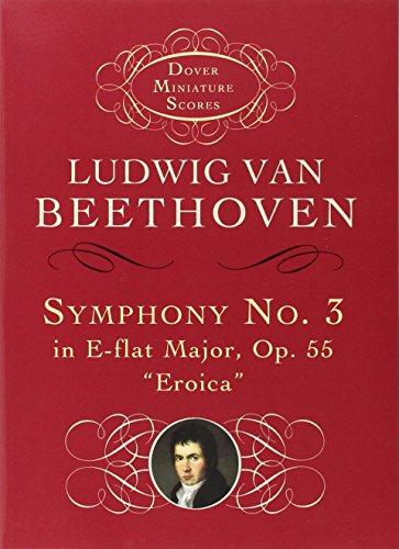 9780486297965: Symphony No. 3 in E-flat Major, Op. 55: Eroica