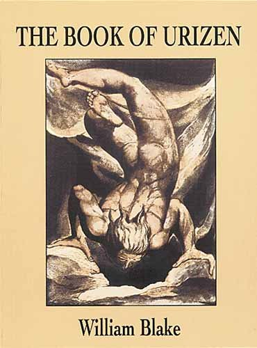 9780486298016: The Book of Urizen: A Facsimile in Full Color (Dover Fine Art, History of Art)