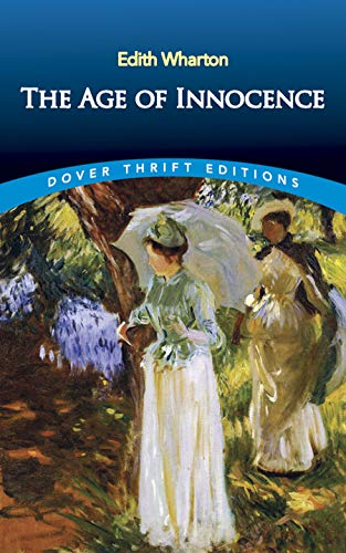 The Age of Innocence (Dover Thrift Editions): Wharton, Edith