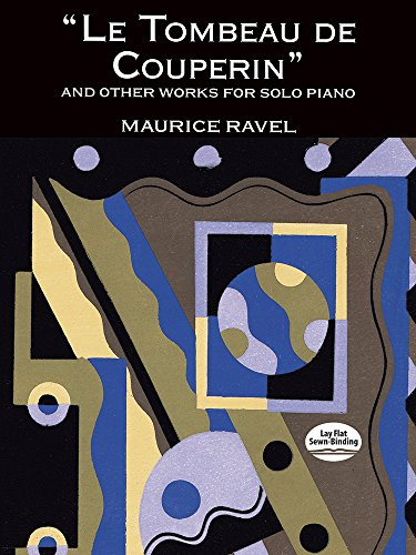 9780486298061: Ravel Le Tombeau De Couperin And Other Works For Solo Piano Pf (Dover Music For Piano)