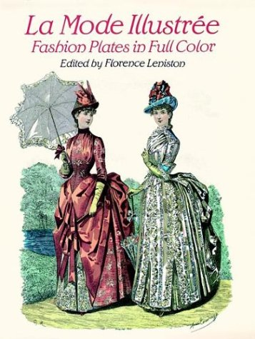 9780486298191: Elegant French Fashions of the Late Ninteenth Century 103 Costumes from la Mode Illustrée, 1886