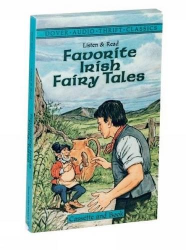 9780486298290: Listen & Read Favorite Irish Fairy Tales (Dover Thrift Editions)
