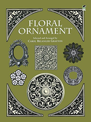 9780486298429: Floral Ornament (Dover Pictorial Archive)