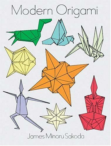 9780486298436: Modern Origami (Dover Origami Papercraft)